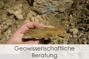 Geowissenschaftliche Beratung
